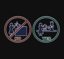 Say No To Dumpster Babies by GreasyGrandma