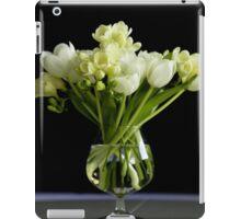 Simple elegance iPad Case/Skin