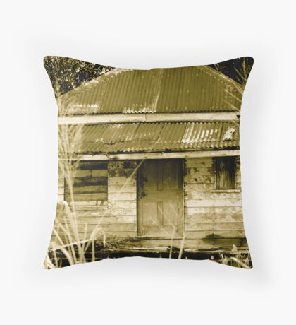 """Once upon a Time"" Throw Pillow"