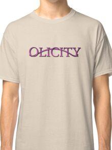 Olicity - Arrow Classic T-Shirt