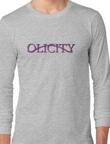 Olicity - Arrow Long Sleeve T-Shirt