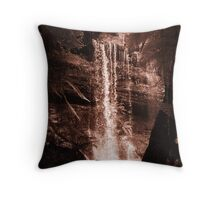 From a bygone era.... Throw Pillow