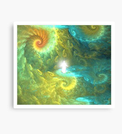 H E A V E N ...  Canvas Print