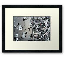 Terminated Framed Print