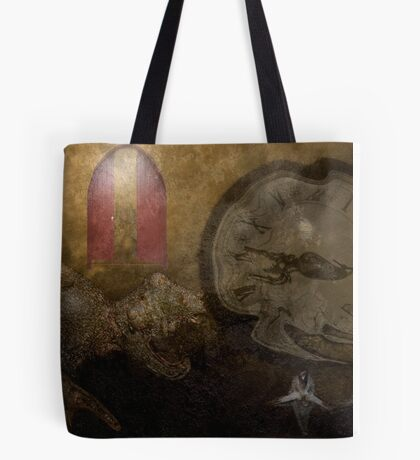 Time travellers I have known... Tote Bag