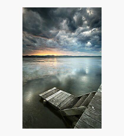 Long Jetty Photographic Print