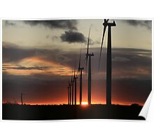 Wind Farms Poster
