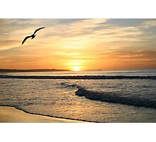 Seven Mile Sunrise Photographic Print
