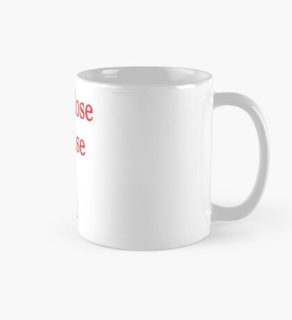 Don't lose the loose tea leaves. Mug