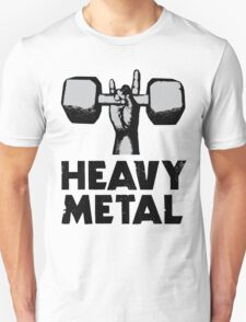 Heavy Metal Lifting T-Shirt