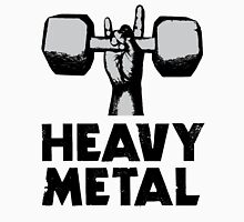 Heavy Metal Lifting Unisex T-Shirt