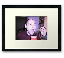 New Years Eve 2007 Framed Print