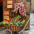 Display Outside Italian Vegetable Shop by jojobob