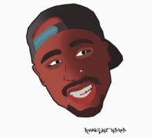 Tupac - RSHH Cartoon by SuperMrStylo