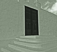 Cemetery, Femes, Lanzarote by Andy Duffus
