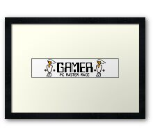 PCMR - Gamer Framed Print