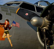 Liberty Belle by Andy Mueller