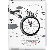 Holy Time Flies iPad Case/Skin