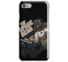 THE SPACE BEAR; from outer-space iPhone Case/Skin