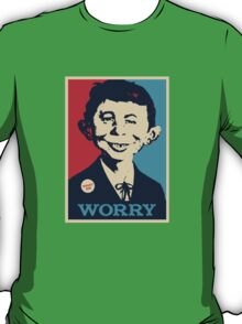 WHAT ME WORRY T-Shirt