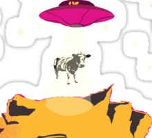 BLOCK 33 CowTripper Sticker