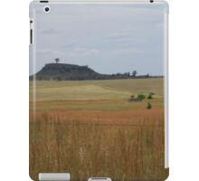 Alone on top iPad Case/Skin