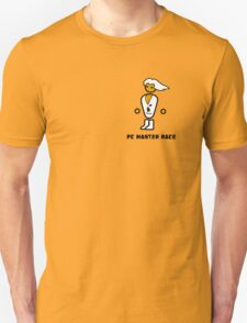 PCMR - Master Race. Noobs T-Shirt