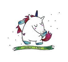 Unicorn Lumps by House Of Wonderland