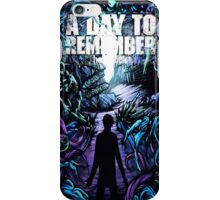 A Day To Remember iPhone Case iPhone Case/Skin