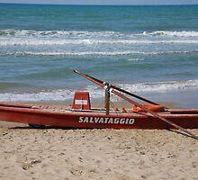 Italian Life Boat  by jojobob
