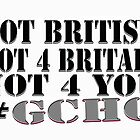 ANTI GCHQ POSTER by witchling