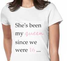 Steal my girl 1D Womens Fitted T-Shirt