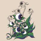plantz of eyez by dimarie
