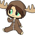 Moose! by KhemyklShark