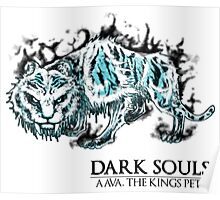 Aava, the Kings Pet Poster