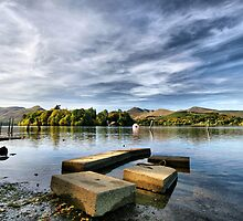 Derwent Water 2 by Paul Thompson Photography