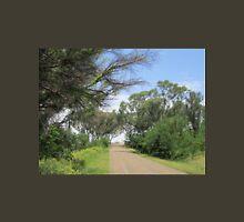 Road through the bush Unisex T-Shirt