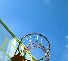 Basketball hoop  by Aneurysm