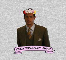 """Edwin """"Smartass"""" Jarivs Unisex T-Shirt"""