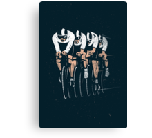 Cycling Team Pursuit Canvas Print