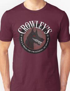 Crowley's Hellhound Training School T-Shirt