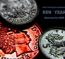 Happy New Year ... 'CREDIT CRUNCH' by SNAPPYDAVE