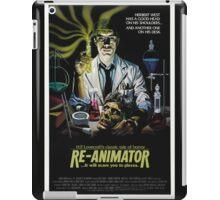 Re-Animator iPad Case/Skin
