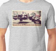 Grand Prix de Formule 1 de Monaco Unisex T-Shirt