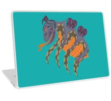 Whimsical Bug Laptop Skin