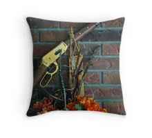 On The Mantle Throw Pillow