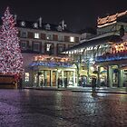 christmas in covent garden by Adam Glen
