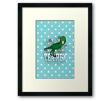 Tea - Rex Framed Print