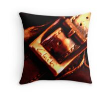 Buckle Up ... Throw Pillow