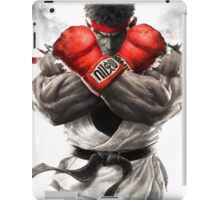 Ryu Street Fighter iPad Case/Skin